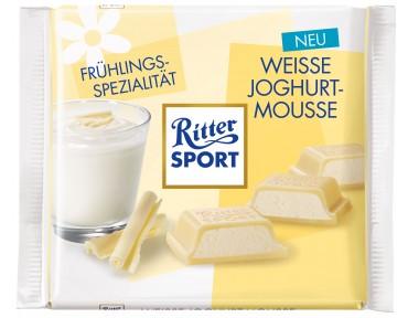 Ritter Sport Weisse Joghurt-Mousse