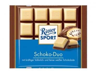 Ritter Sport Schoko Duo 100g