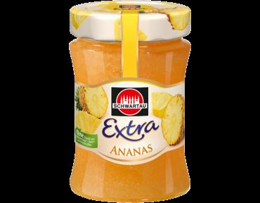 Schwartau Extra Ananas 340g