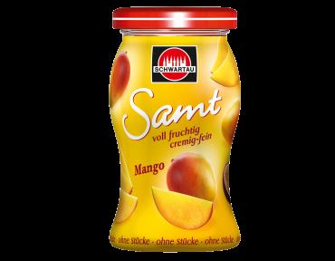 Schwartau Extra Samt Mango 270g