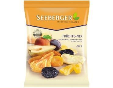 Seeberger Assortiment de fruits 200g