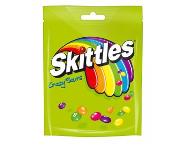 Skittles Crazy Sours XXL 174g