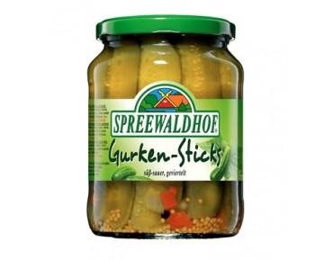 Spreewaldhof Gurken-Sticks 720 ml
