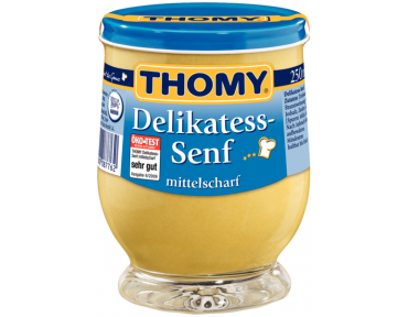 Thomy Moutarde douce 250ml