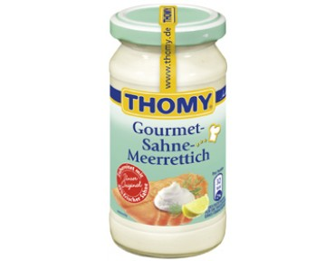 Thomy Gourmet Sahne Meerrettich 190g