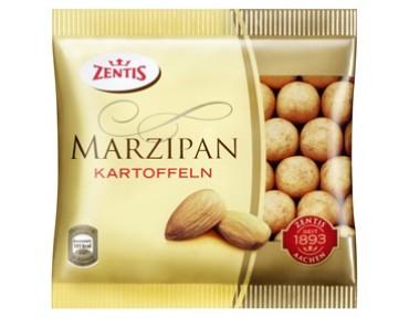 Zentis Marzipan Kartoffeln 125g