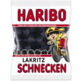 Haribo Rotella Lakritz Schnecken 200g