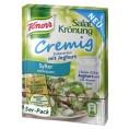 Knorr Salatkrönung Cremig Sylter mit Kräutern x5