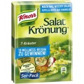 Knorr Salatkrönung 7 Kräuter x5