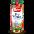 Meica 6 Bio Wiener Würstchen 250g