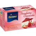 Messmer Strawberry Cheesecake