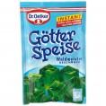 Dr. Oetker Götterspeise Waldmeister Instant