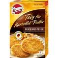 Pfanni Teig für Kartoffel-Puffer mit rohen Kartoffeln
