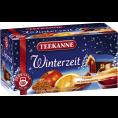 Teekanne Winterzeit
