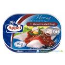 Appel Heringsfilets in Gewürz Ketchup 200g