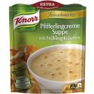 Knorr Pfifferlingcreme Suppe 2 teller