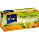 Messmer grüner tee orange ingwer