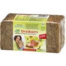 Mestemacher Bio DreiKorn-Brot