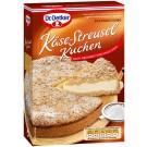 Oetker préparation pour gâteau au fromage et crumble