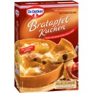 Oetker Bratapfelkuchen