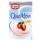 Dr. Oetker Quarkfein Erdbeer