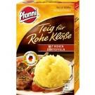 Pfanni Teig für Klöße mit rohen Kartoffeln