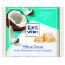 Ritter Sport Weisse Cocos Schokolade