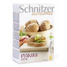 Schnitzer Petits Pains vital Bio et sans gluten