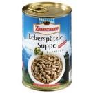 Zimmermann Leberspätzle Suppe 400ml
