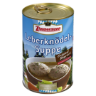Zimmermann Leber Knödel Suppe 800ml