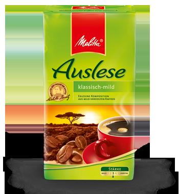 Melitta Café Auslese Mild 500g