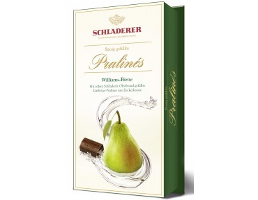 Schladerer Pralinés Williams Birne