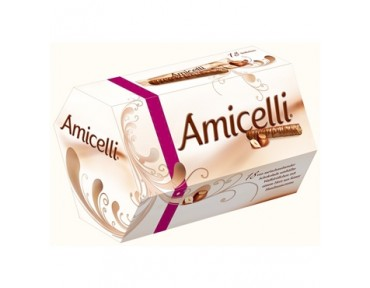 Amicelli Waffelröllchen 18 Stuck