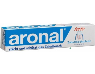 Aronal Dentifrice Forte 75ml