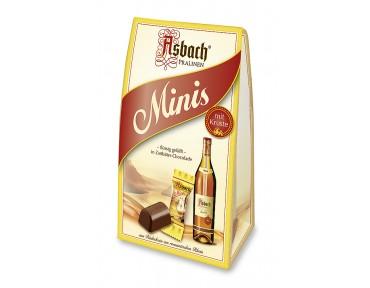 Asbach Minis Ohne Kruste 100g