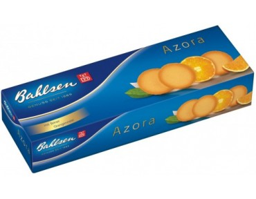 Bahlsen Azora Orange 125g