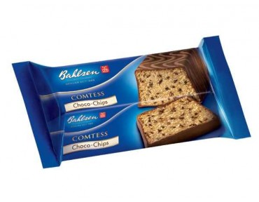 Bahlsen Comtess Choco Chips 400g