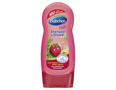 Bübchen Shampoo Und Shower Himbeer