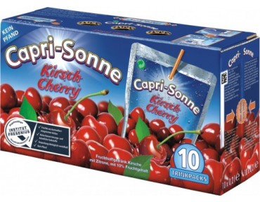 Capri Sonne Kirsche 10 x 200 ml