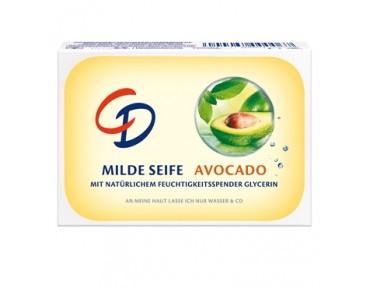 CD Milde Reise-Seife Avocado 125g