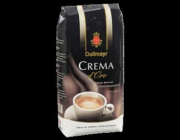 Dallmayr Crema d'Oro Ganze Bohne 1000g