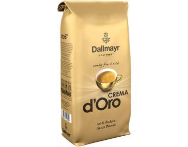 Dallmayr Kaffee Crema d'Oro 1Kg ganz Bohne