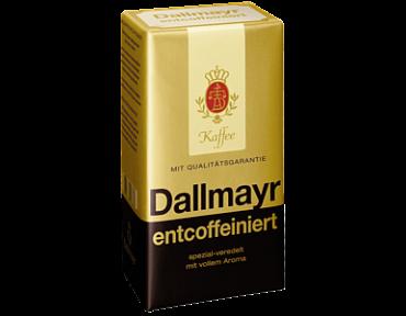 Dallmayr Entcoffeiniert 500g