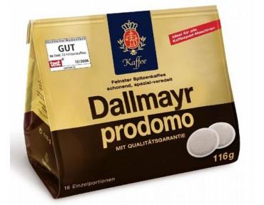 Dallmayr Prodomo 16 pads