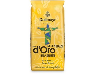 Dallmayr Kaffee Crema d'Oro Selektion Brasilien - 1Kg