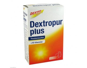 Dextro Pur Plus Mit 10 Vitaminen