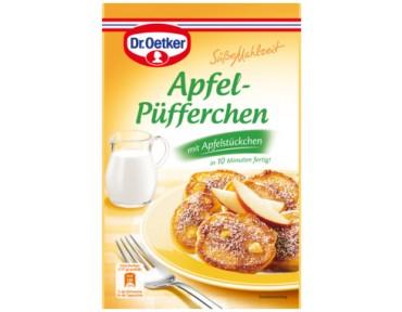 Dr. Oetker Apfelpüfferchen