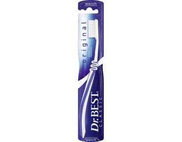 Dr Best Brosse à dents Flexible Souple
