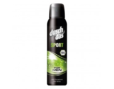 Duschdas for Men Deo Spray Sport