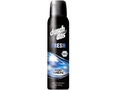 Duschdas For Men fresh Deospray